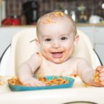 Método BLW. Los bebés y la alimentación autorregulada