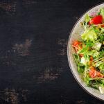 Ensaladas para acelerar el metabolismo