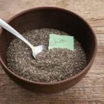 Beneficios del consumo diario de chía