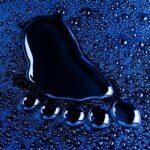 Baño de pies para depurar el cuerpo